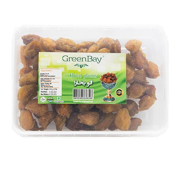 Green Bay Dried Plums 250g
