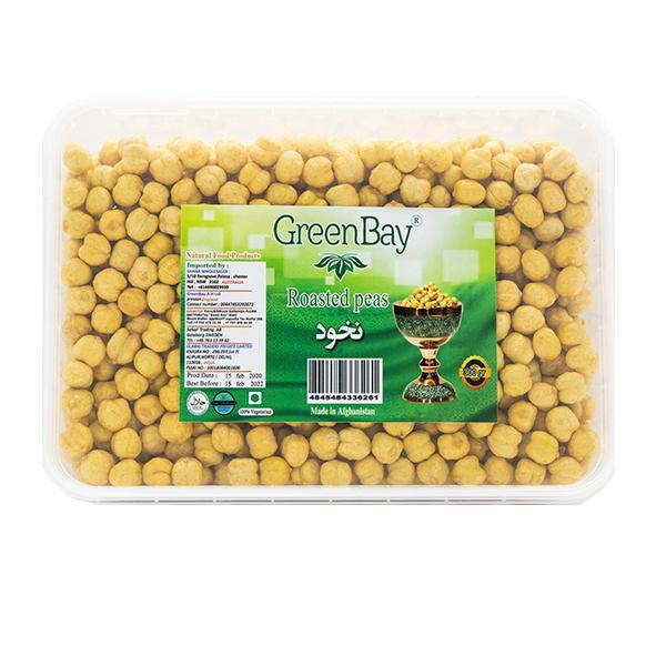 Green Bay Roasted Peas 300G