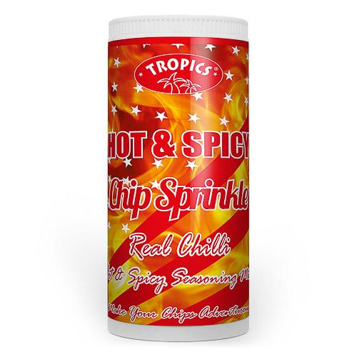 Tropics Hot and Spicy Chip Sprinkle SaveCo Bradford