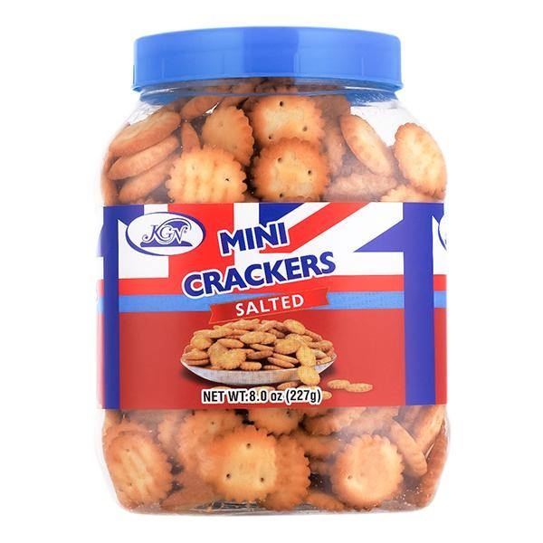 KGN Mini Salted Crackers