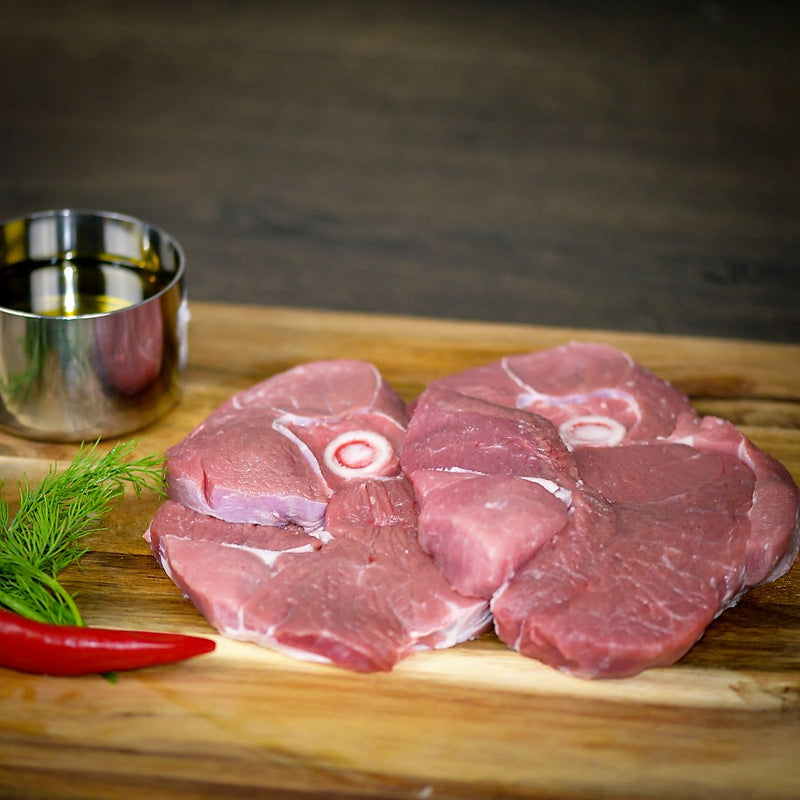 Lamb leg steak (with bone) - pack - SaveCo Cash & Carry