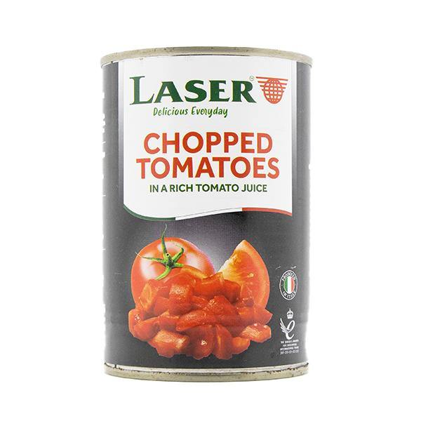 Laser Chopped Tomatoes OFFER 3 For £1
