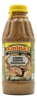 Amina's Lemon Pepper Marinade SaveCo Bradford