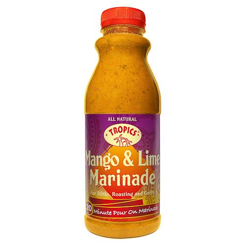 Tropics Mango and Lime Marinade SaveCo Bradford