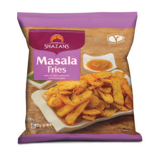 Shazan Masala Fries SaveCo Bradford