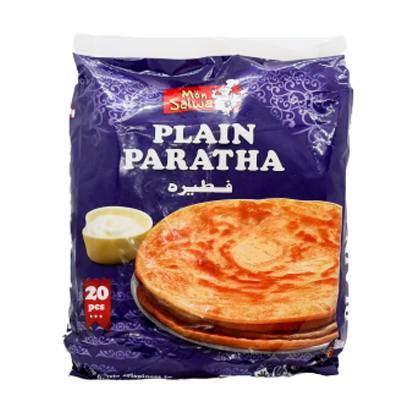 Mon Salwa plain paratha - SaveCo Cash & Carry