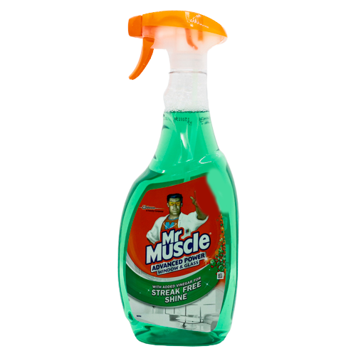 Mr Muscle window & glass cleaning spray
