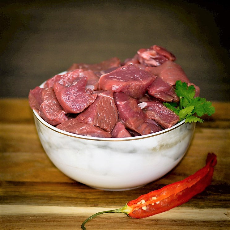 Mutton leg diced boneless - SaveCo Cash & Carry