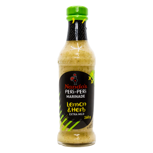 Nandos Lemon and Herb Marinade SaveCo Bradford