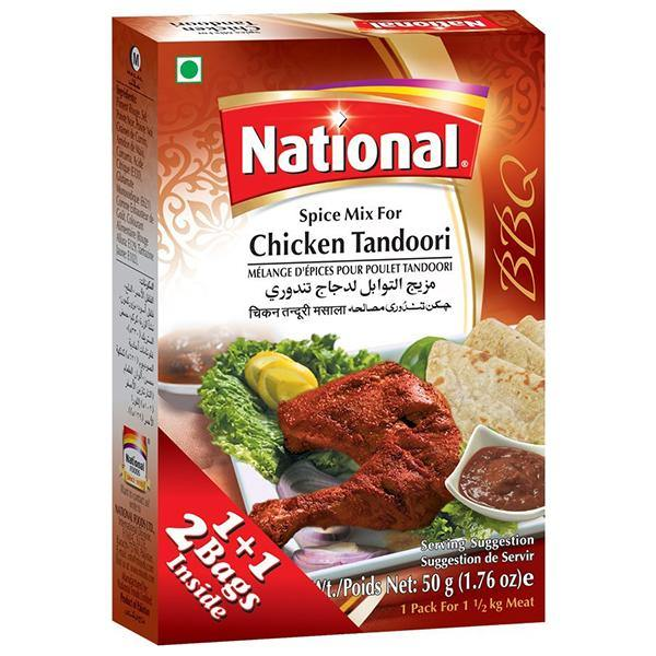 National Chicken Tandoori SaveCo Online Ltd
