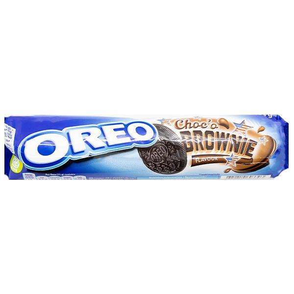 Oreo Choco Brownie 154g - SaveCo Online Ltd