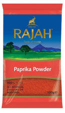 Rajah Pakprika Powder - 100g - SaveCo Cash & Carry
