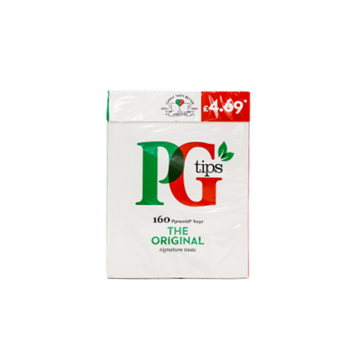 PG Tips teabags - 160 - SaveCo Cash & Carry