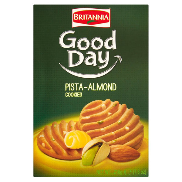 Britannia Pista & Almond Cookies @ SaveCo Online Ltd