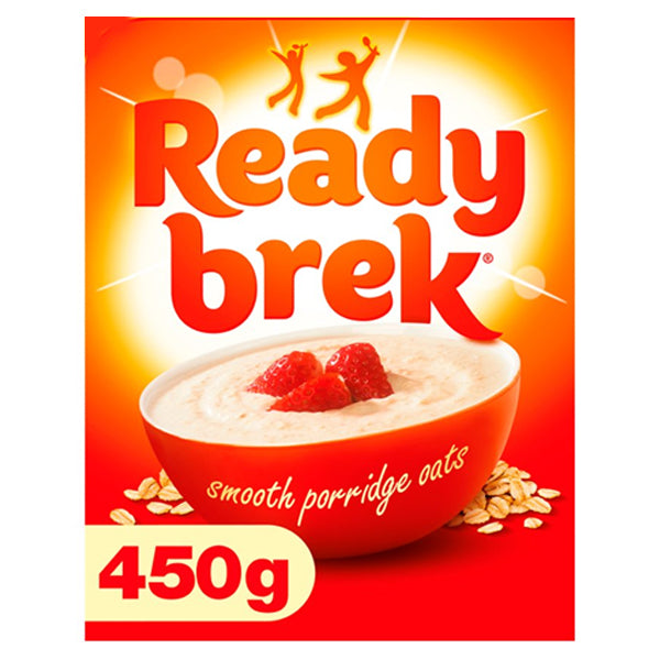 Ready brek porridge