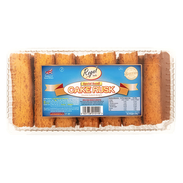 Regal Special Soonfi Cake rusk SaveCo Online