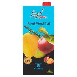Regal mixed fruit drink - SaveCo Cash & Carry