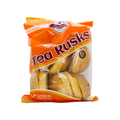 Saffron tea rusks - SaveCo Cash & Carry