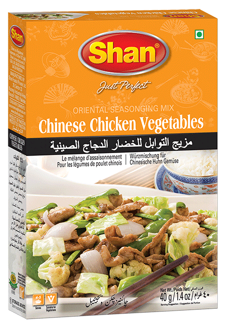 Shan Chinese Chicken/Vegetables SaveCo Bradford