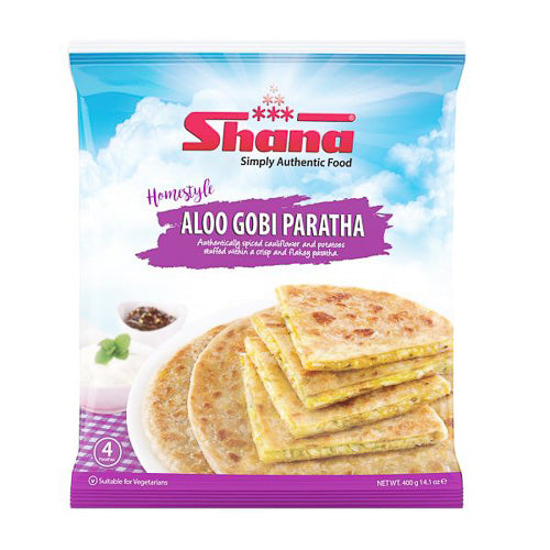 Shana Homestyle Aloo Gobi paratha - SaveCo Cash & Carry