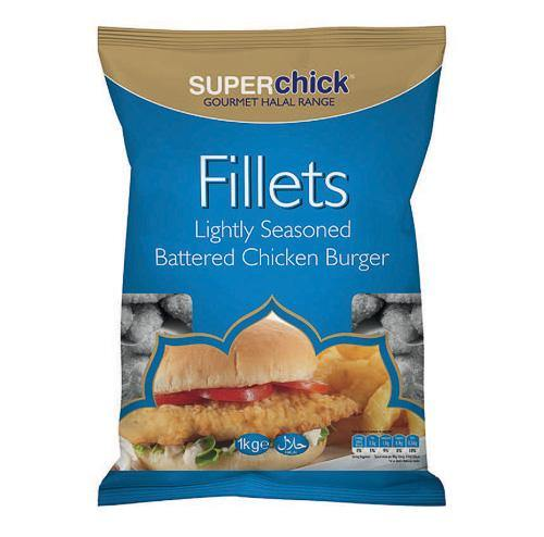 Superchick Lightly Seasoned Fillets SaveCo Bradford
