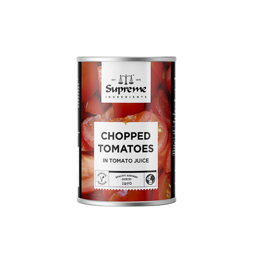 Supreme chopped tomatoes - SaveCo Cash & Carry