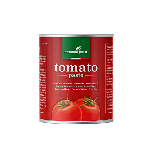 Supreme tomato paste - SaveCo Cash & Carry