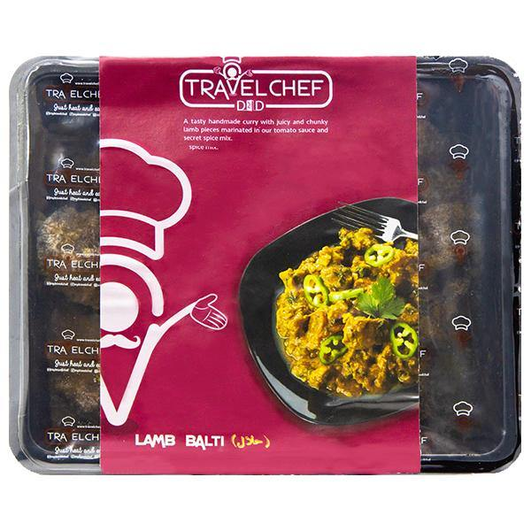 TravelChef Ready Meals - FREE SAMPLE - 1 per household SaveCo Online Ltd