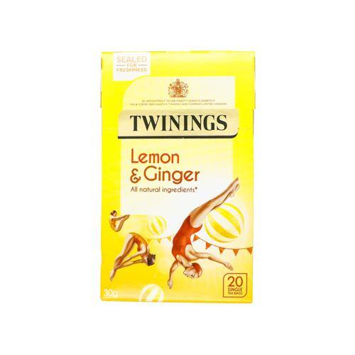 Twinings lemon and ginger tea SaveCo Bradford