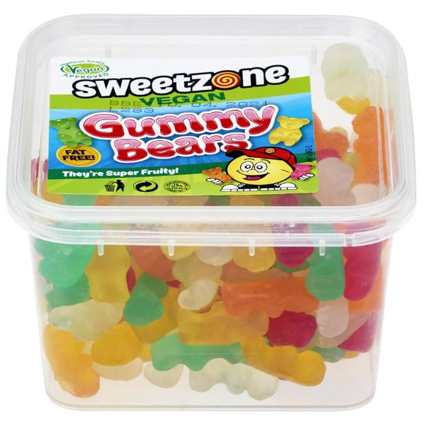 Sweetzone Vegan Gummy Bears SaveCo Bradford