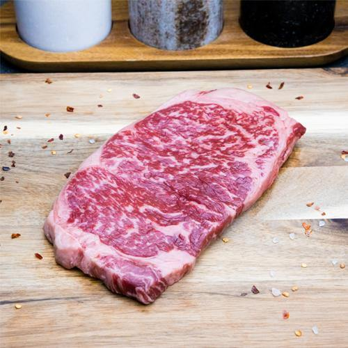 Chilean Wagyu Striploin Steak BMS 8 – 9 (Frozen) SaveCo Bradford