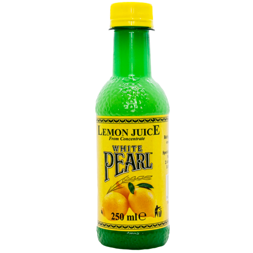 White Pearl Lemon Juice - SaveCo Cash & Carry