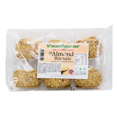 Yaadgaar almond biscuits - SaveCo Cash & Carry