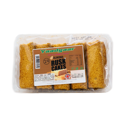 Yaadgaar almond cake rusks - SaveCo Cash & Carry
