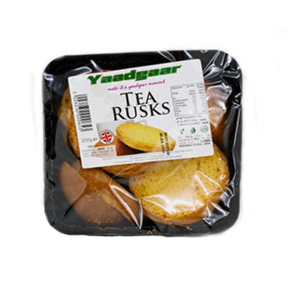 Yaadgaar tea rusks - SaveCo Cash & Carry