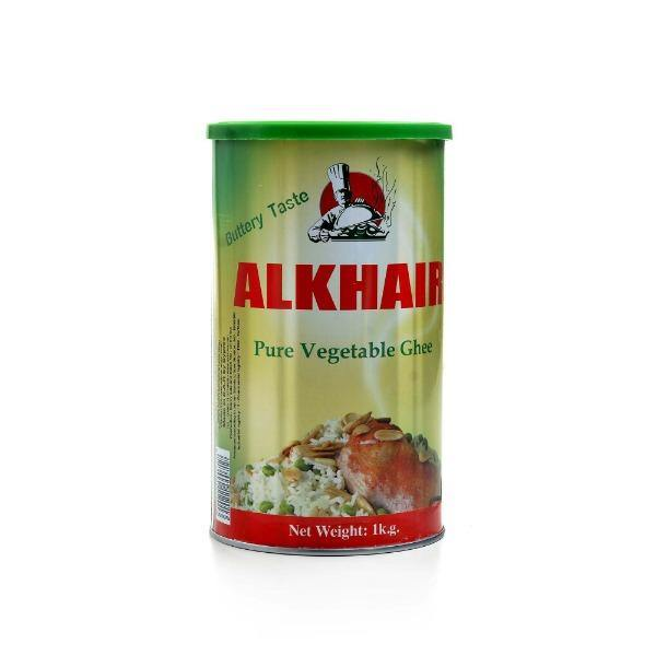 Alkhair Pure Vegetable Ghee SaveCo Online Ltd