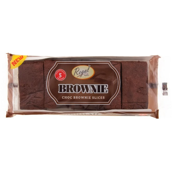 Regal Choc Brownie Slices OFFER 2 For £1.50 @ SaveCo Online Ltd