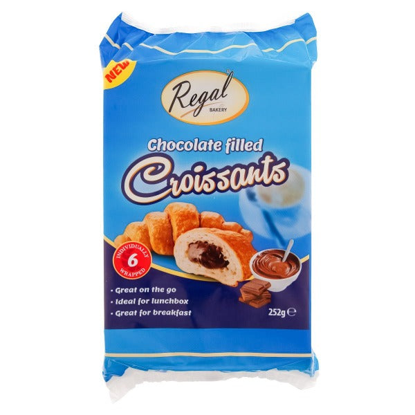 Regal chocolate filled croissants - SaveCo Cash & Carry