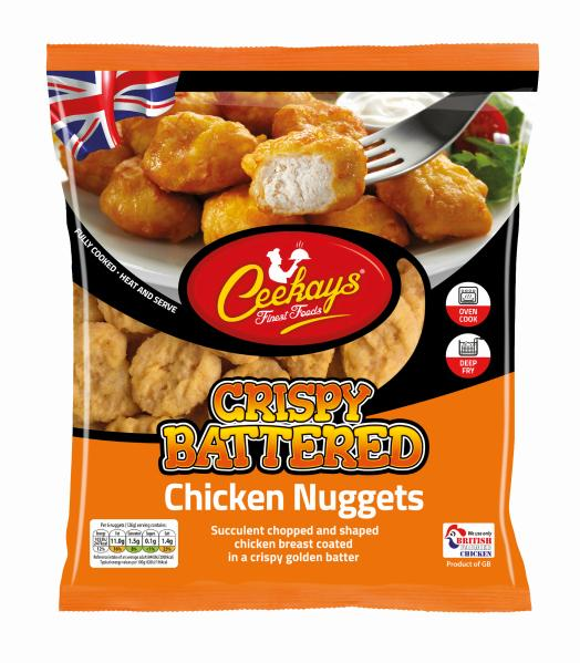 Ceekays Crispy Battered chicken nuggets - SaveCo Cash & Carry