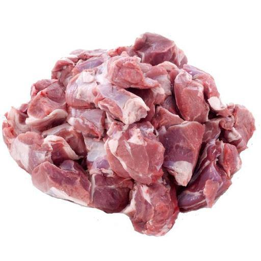 Goat mixed meat (diced) - per Kg SaveCo Bradford