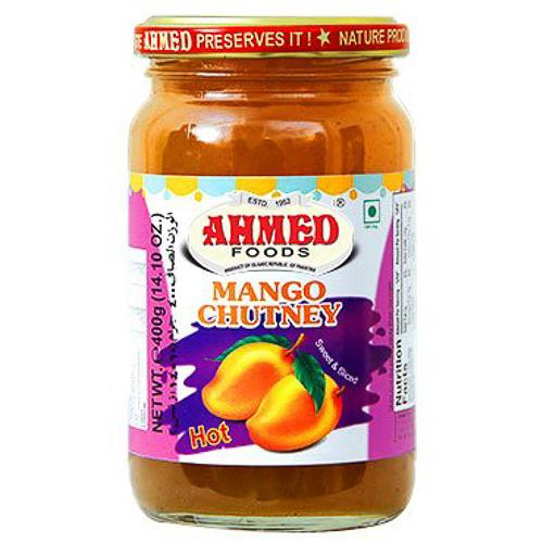 Ahmed Mango Chutney Hot SaveCo Bradford