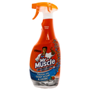 Mr Muscle bathroom cleaning spray
