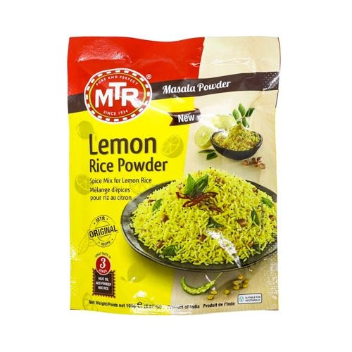 MTR lemon rice powder SaveCo Bradford