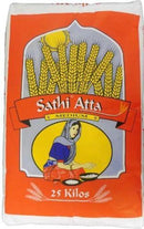Sathi atta medium - 25kg SaveCo Bradford