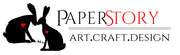 Hammered Papers Black Artist Paper | PaperStory Norfolk Art Store