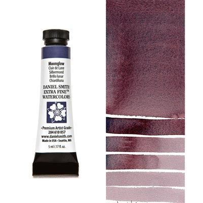 DANIEL SMITH Extra Fine Watercolour : Moonglow 5ml tube