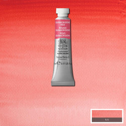 Winsor & Newton Professional Watercolour Paint 5ml : Quinacridone Red