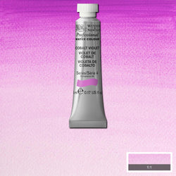 Winsor & Newton Professional Watercolour Paint 5ml : Cobalt Violet
