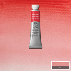 Winsor & Newton Professional Watercolour Paint 5ml : Rose DoréWinsor & Newton Professional Watercolour Paint 5ml : Rose Doré