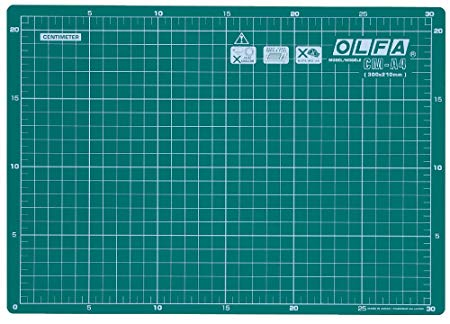 Olfa A4 Self healing Cutting Mat